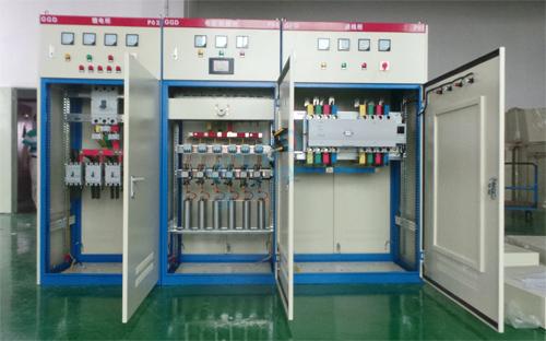 配电设备系列 > 低压成套配电柜