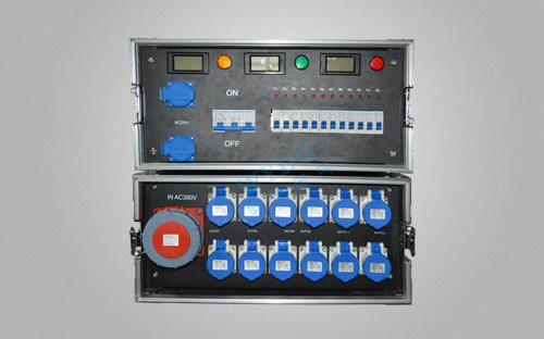 配电设备系列 > 移动租赁配电柜